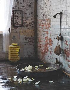 Bathroom Inspiration by Sibella Court