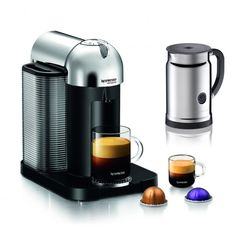 Shop a great selection of Nespresso Vertuo Coffee Espresso Machine Breville (Renewed) (Black). Find new offer and Similar products for Nespresso Vertuo Coffee Espresso Machine Breville (Renewed) (Black). Coffee And Espresso Maker, Espresso Drinks, Coffee Cups, Coffee Maker, Coffee Drinks, Breville Espresso, Coffee Beans, Coffee Shop, Double Espresso
