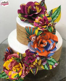 Handmade Flowers, Diy Flowers, Fabric Flowers, Paper Flowers, Afro Chic, Baby Tea, Diy And Crafts, Arts And Crafts, Branch Decor