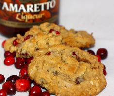 Amaretto Cookies Recipe