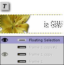 GIMP tutorial: Simple Animations