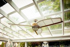 Hampton Bay Escape 68 inch Indoor & Outdoor Ceiling Fan