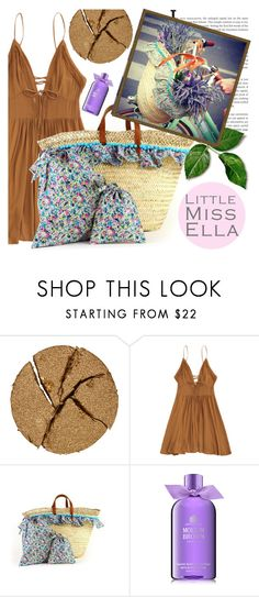 """LITTLE MISS ELLA"" by gaby-mil ❤ liked on Polyvore featuring Pat McGrath, Aude Lechère and Molton Brown"