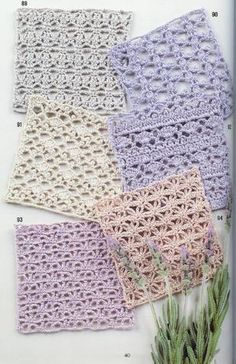 crochet patterns with charts