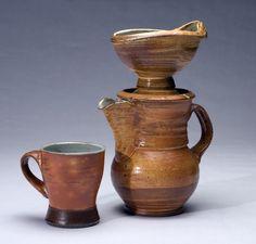 Americana Coffee Pot Set