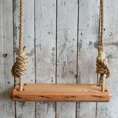 Olde-Fashioned Tree Swing  24 by Peg and Awl by PegandAwl on Etsy