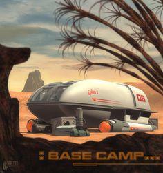 Base Camp by *Arcas-Art on deviantART