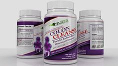 Colon Cleanse 1532mg Body Cleansing Detox Natural Herbs RELIVES CONSTIPATION