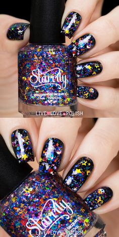 The world's most AMAZING nail polish! Shop now on Live Love Polish!