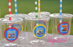 Thomas the Train and Friends Party CupsBirthday by SignatureAvenue, $8.40