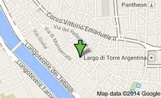 Map of Piazza Farnese, 102, 00186 Roma, Italia