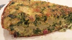 Spanish omelette -the finished product Spanish Omelette, South Africa, Southern, Culture, Drink, Breakfast, Food, Morning Coffee, Beverage
