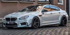 PD6XX Widebody BMW Serie 6 Gran Coupe by Prior Design