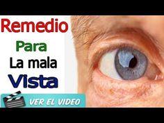 Mejora Tu Vista Y Mira 15 Años Más Joven Con Este Milagroso Remedio Casero! - YouTube