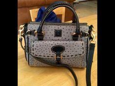 ff07ffb1a8b0 Dooney   Bourke Handbag Unboxing  3-13-15