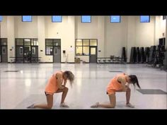 Cheer and Chant Motions: Creekview Cheer Tryouts 2013