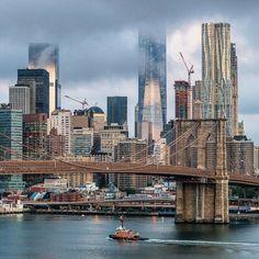 Brooklyn Bridge (Photo: @camilleschaer) by nycgo