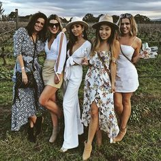 Hunter Valley with the girls ❤️ #showpo #lovedale #lovedalelonglunch