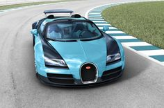 Bugatti Veyron Legend is Supercar's 16th Special Edition - MotorTrend WOT