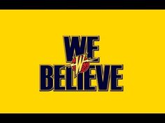 We Believe - YouTube