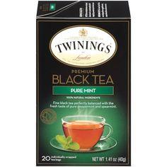 twinings mint black - Google Search
