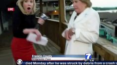 Virginia's WDBJ7 TV reporter Alison Parker and cameraman Adam Ward have been shot dead during a live report in the town of