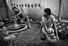 Τρίτο Βραβείο «Hands for Freedom» © Pranab Basak, Ινδία