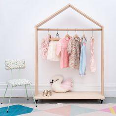 Baby girl room closet dress up 19 Ideas for 2019 Kids Furniture, Furniture Design, Girl Dresser, Dress Up Storage, Kids Clothing Rack, Deco Kids, Baby Girl Nursery Themes, Bookshelves In Bedroom, Baby Room Design