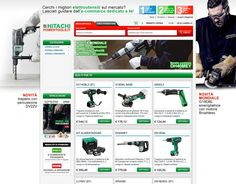 Scopri il portale e-commerce Hitachi! Nasce un nuovo punto di riferimento per l`acquisto online dei nostri prodotti, in modo sicuro, veloce e conveniente.