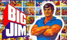 Big Jim: le action figure più famose degli anni 80 ← Kijiji, il blog ufficiale