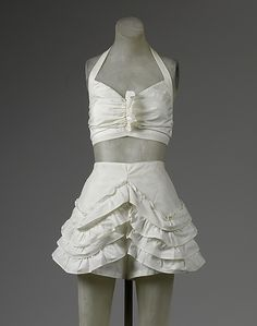 Bathing Suit 1945-1955 The Metropolitan Museum of Art