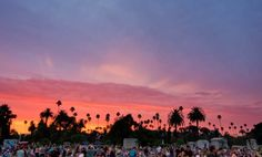 Hollywood Forever Cemetery - Where else can you bring a picnic and a bottle of wine to watch a movie amidst the graves of the stars? Outdoor movie screenings are held every summer on Fairbanks Lawn inside this unique L.A. cemetery. Once you have set up your blankets or lawn chairs, you can listen to DJs both before and after the movie, or even take pictures at the themed photo booth present at every screening. (Tip: nearby Stella Barra Pizzeria)