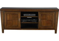 Shop for a Juniper Bay Console at Rooms To Go. Find TV Consoles that will look great in your home and complement the rest of your furniture. #iSofa #roomstogo