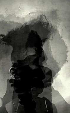 """Kwesi Abbensetts """"Way of Seeing"""". When Things Fall Apart, Walking Meditation, All Of The Lights, Black Artists, Ways Of Seeing, Light And Shadow, Photo Manipulation, Cool Photos, At Least"""