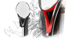 Philippe Barsol - TR 990 Tennis Racket