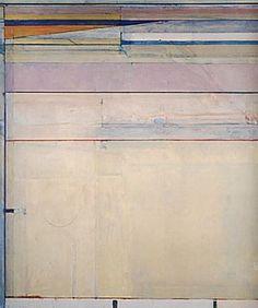 Ocean Park No. 118 by Richard Diebenkorn   Ocean Park Series Paintings