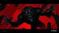 Witcher 3 Wild Hunt Recap, Grzegorz Przybyś on ArtStation at… Witcher Armor, The Witcher Geralt, Video Game Artist, Werewolf Art, Vampire Fangs, Color Script, Witcher 3 Wild Hunt, New Fantasy, Electronic Art