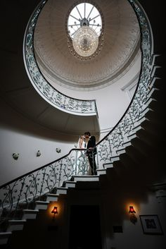 Wedding Venues in West Yorkshire, Yorkshire & Humberside | Denton Hall with Box Tree Events | UK Wedding Venues Directory - Image by Richard Wynn-Davies Photography.