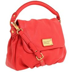 Marc by Marc Jacobs - Classic Q Little Ukita (Dark Coral)