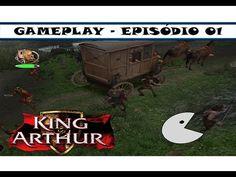 King Arthur - Gameplay Ep. 01 - Salvando o velho careca!