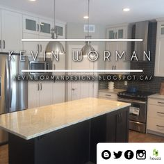 SHOUT OUT! To our very own Kevin Worman Designs - The #Kitchen Design Specialist. Search Kevin Worman on Twitter, Facebook, Instagram and on Houzz for incredible kitchen photos and news. You can also read up on some great blogs @ http://kevinwormandesigns.blogspot.ca/. #kitchenrenovation #kitchenideas #superiorcabinets #yyc #yeg #ymm #yqr #yxe #regina #saskatoon #edmonton #calgary