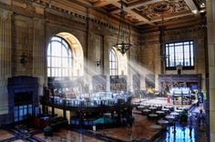 I love union station KC
