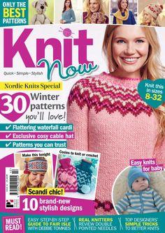 ceedf7951 13 Best Knitting magazine images