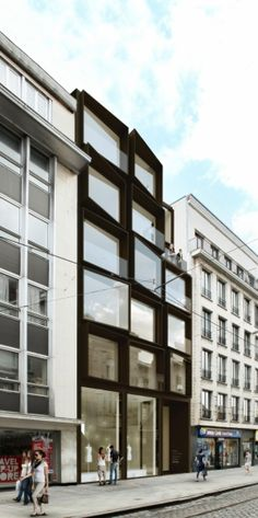 apartments SONO | gent - Projects - CAAN Architecten / Gent