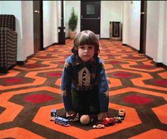SHINING Stanley Kubrick 1980 cinema curiosando anni 80