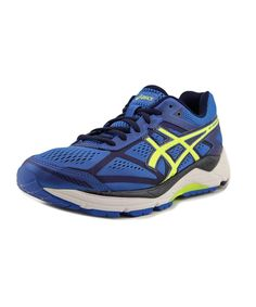 ASICS Asics Gel-Foudation 12 Men  Round Toe Synthetic Blue Running Shoe'. #asics #shoes #sneakers