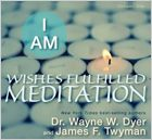 """The two words I am are the name of God. As Dr. Wayne W. Dyer explains, """"I discovered while reading James Twyman's book The Moses Code that the sounds you will be hearing in this CD were the result of some intense research to reproduce the exact sounds associated with the name of God found in the Old Testament, translated from the original Hebrew as I am that I am."""