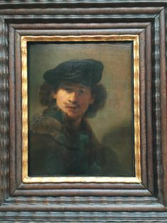 to visit // Gemaldegalerie Museum : Old Master Paintings.  Rembrandt self portrait.  One of the most important collections of European art from medieval thru early 18th century.  Giotto, Botticelli, van Eyck, Durer, Holbein, Caravaggio, Rubens, Velazquez, Watteau.  The collection is without parallel in Europe.