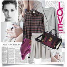 """It is not who is right, but what is right, that is of importance."" by lidia-solymosi on Polyvore"