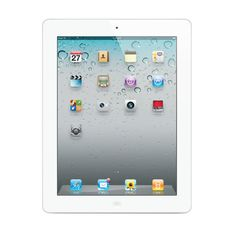 Apple 32GB White iPad 2 with Garage Band and other apps